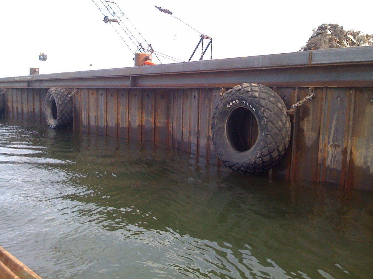 schnitzer steel sheet pile bulkhead